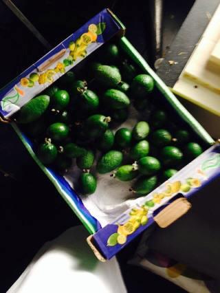 Frutta Azerbaijan