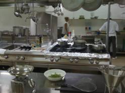 Cucina Masseria Caselli