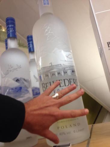 Vodka magnum