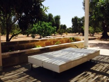 Day bed aperto