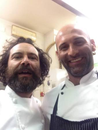 Fabrizio Sansoni e Andrea Campi