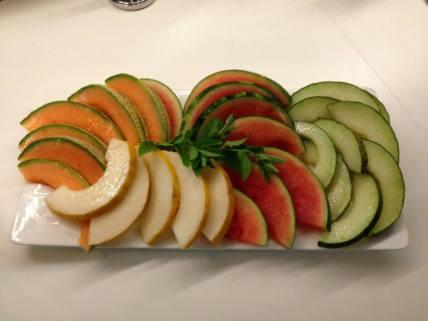 composizione frutta