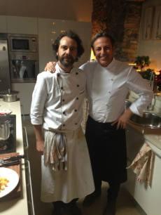 Fabrizio Sansoni e Filippo La Mantia