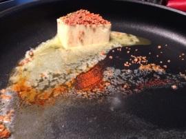 Amaretti e spezie per il butrro