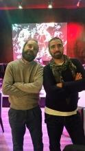 Fabrizio Sansoni e Fabio Brigliadoro